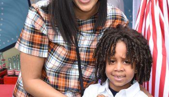 Elizabeth Glaser Pediatric Aids Foundation 'A Time For Heroes' Family Festival - Inside