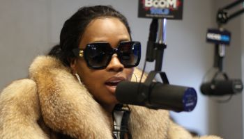 Remy Ma At Boom 103.9