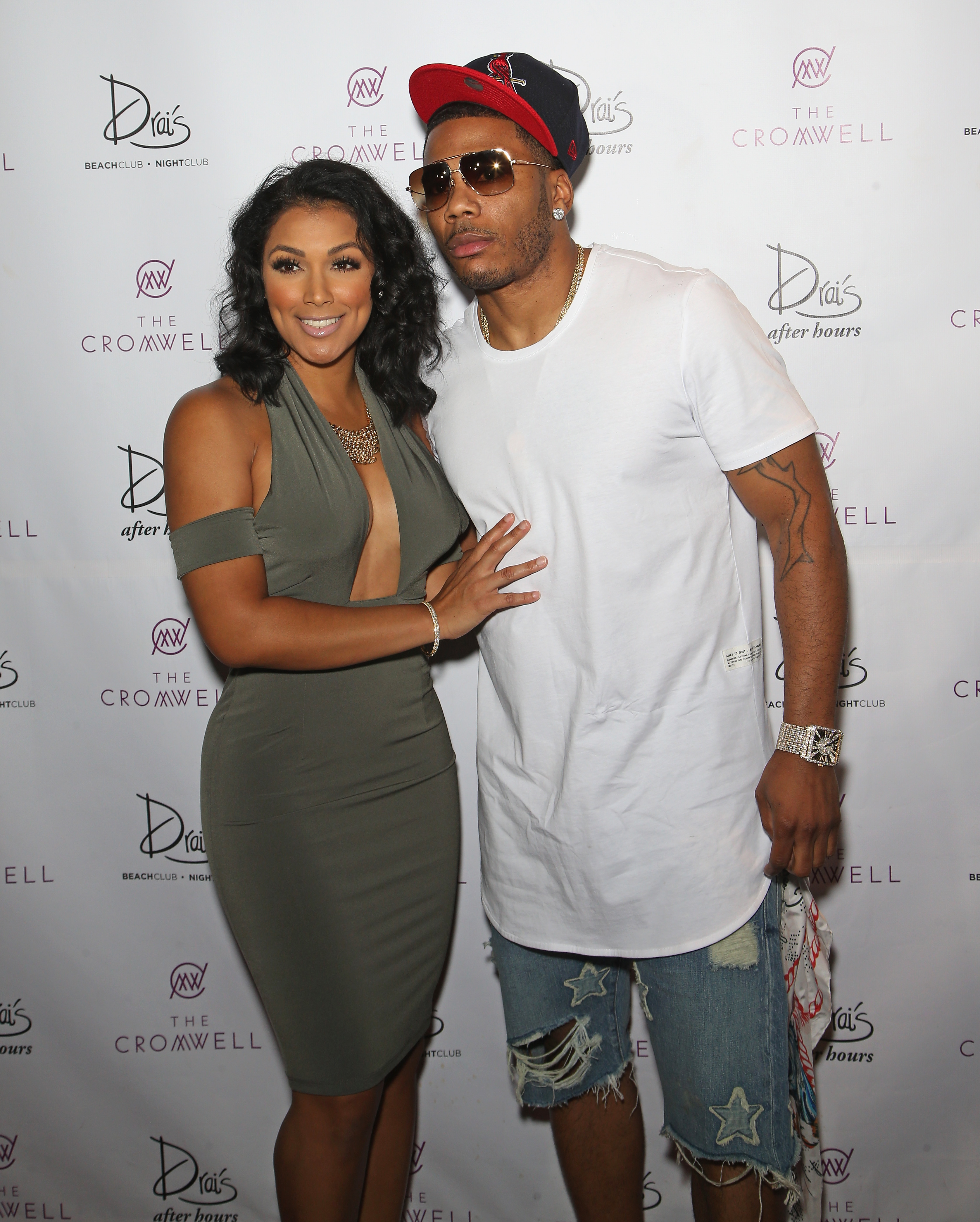 Nelly And The St. Lunatics At Drai's Beach Club - Nightclub
