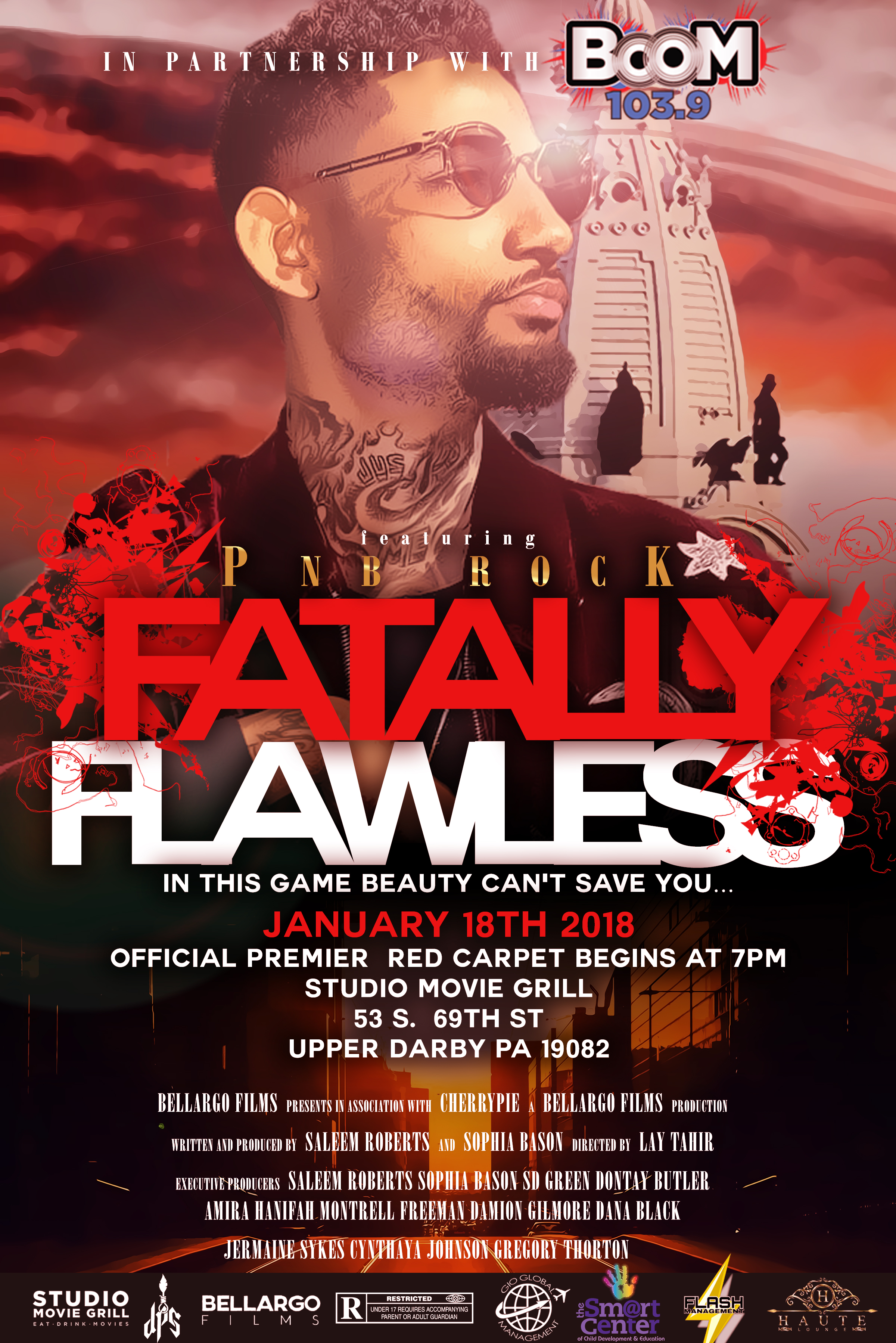 Fatally Flawless event