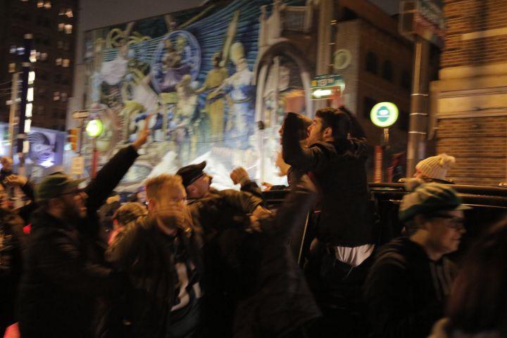 Super Bowl Celebration
