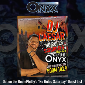 onyx philly tuesday