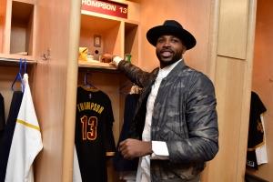 New York Knicks v Cleveland Cavaliers