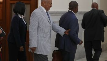 BIll Cosby in Court Over Sexual-Assault Case