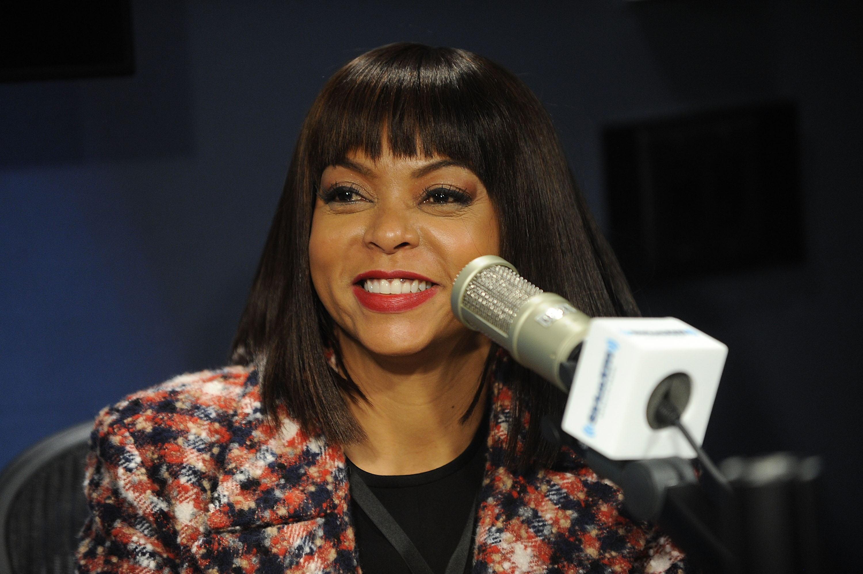 Celebrities Visit SiriusXM - January 9, 2018
