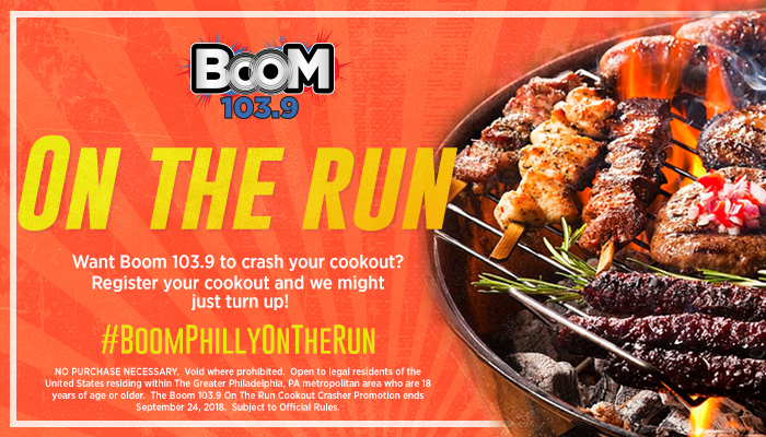 boom on the run