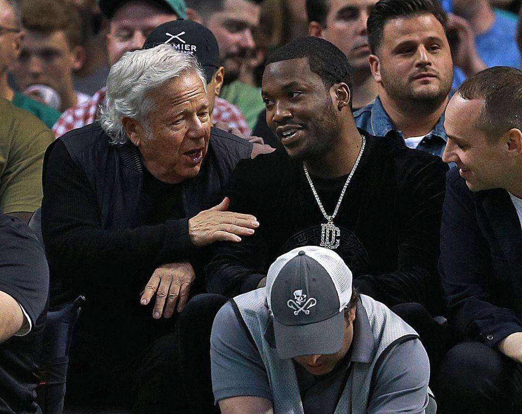 2018 NBA Playoffs: Philadelphia 76ers vs Boston Celtics At TD Garden