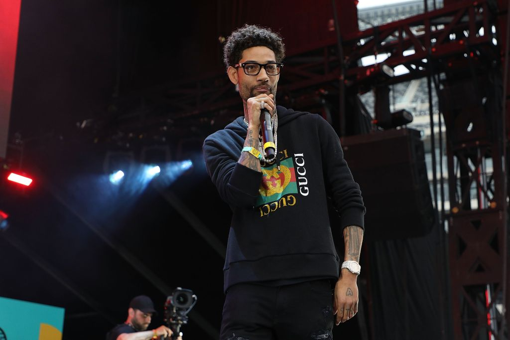 PNB Rock Shares An Emotional Message Dedicated To