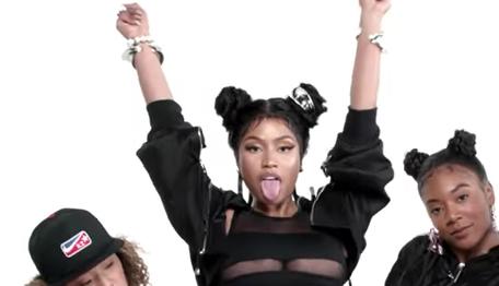 Nicki Minaj video
