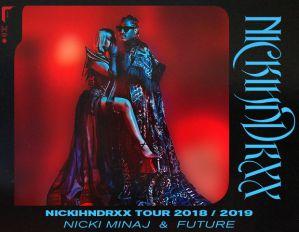 NICKI MINAJ AND FUTURE 'NICKIHNDRXX' TOUR