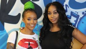 Paris Nicole and Abrille Patillo