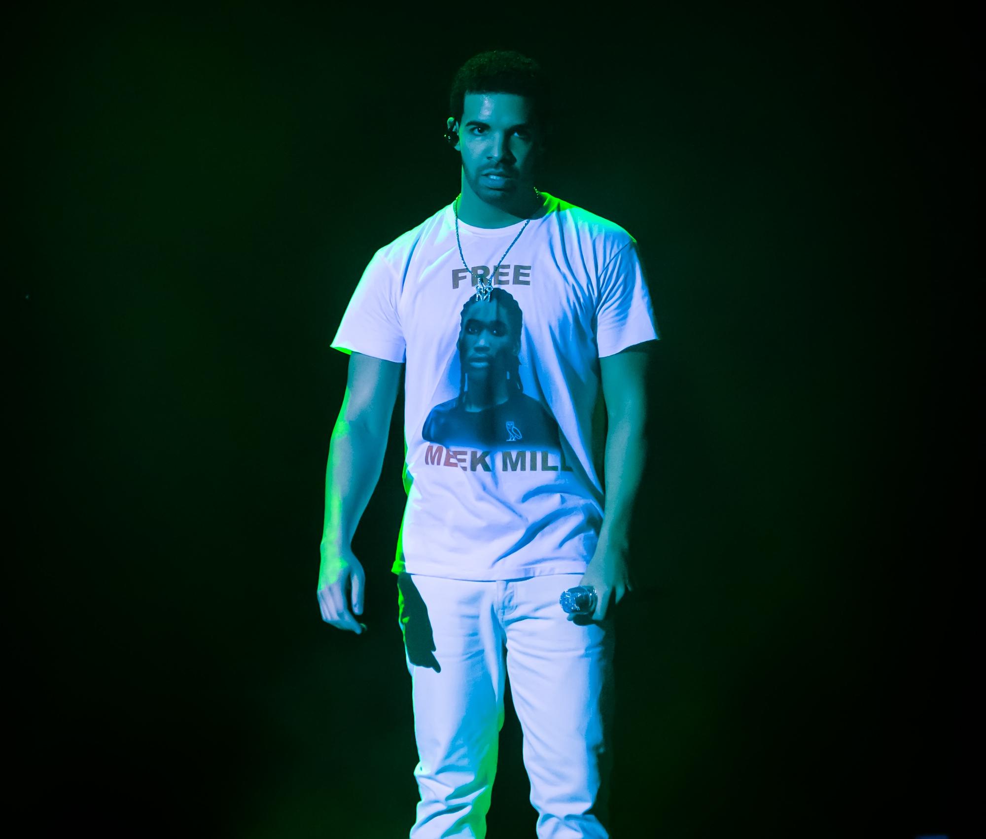 Drake Vs Lil Wayne - Camden, NJ