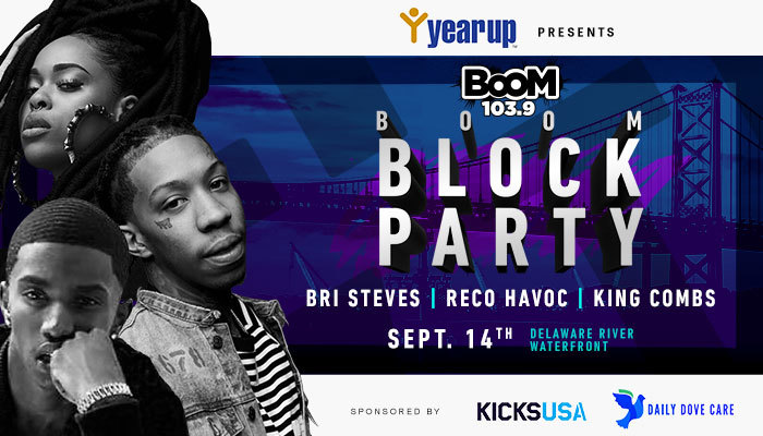 Boom Block Party