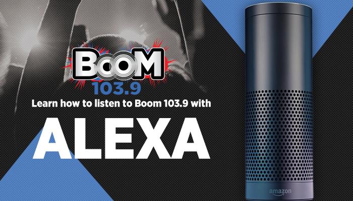 Boom 103.9 Alexa