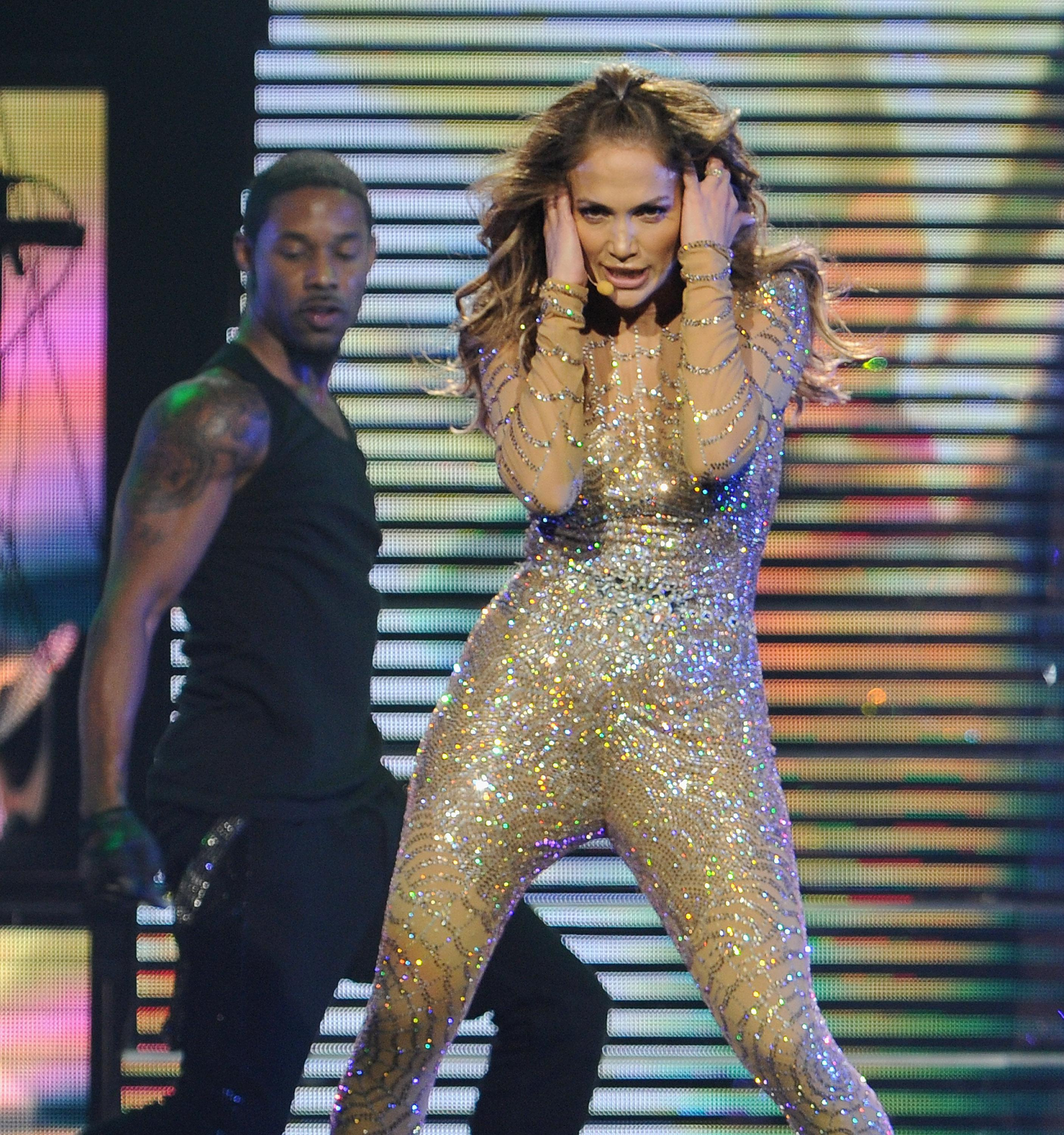 Jennifer Lopez Special Concert at Mohegan Sun's 15th Anniversary Celebration