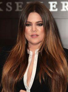 Kourtney Kardashian And Khloe Kardashian Book Signing For 'Dollhouse'