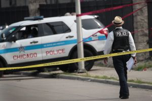 Chicago Police Announce Federal Effort At Curbing Violence Via Illegal Gun Crack Down