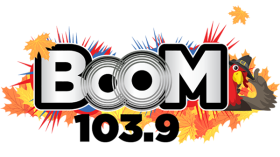 Boom 103 Thanksgiving Logos