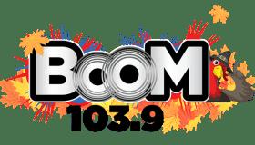 Boom 103 Thanksgiving Logos