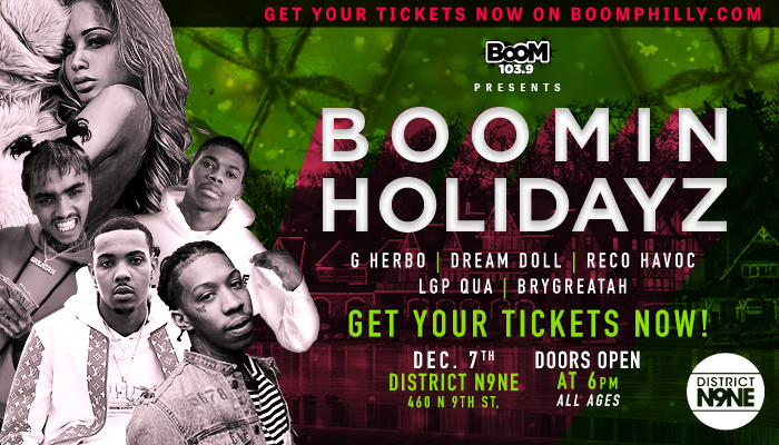 Boomin Holidayz Digital