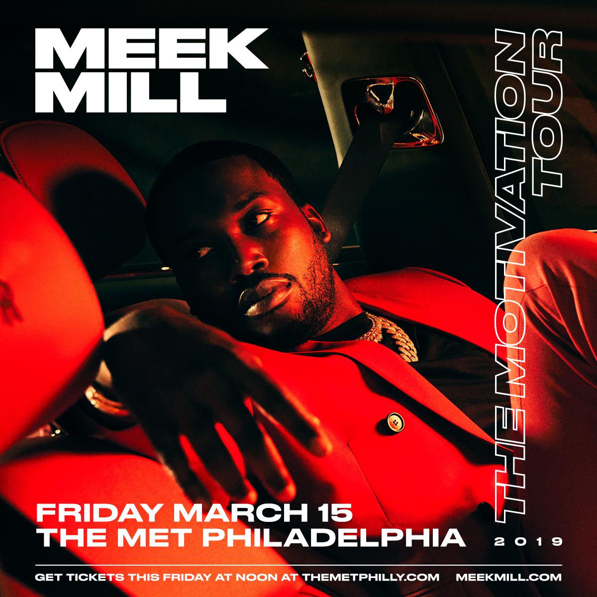 Meek Mill at The Met Philly
