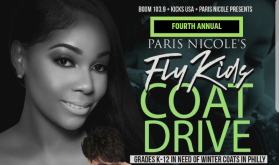 Fly Chick Coat Drive