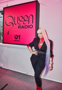 Nicki Minaj Queen Radio
