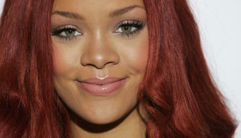 Nivea And Rihanna Celebrating 100 Years Of Skincare At Grand Hotel Intercontinental in Paris
