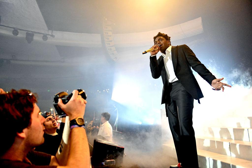 Kodak Black In Concert - Los Angeles, CA