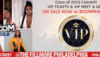VIP Class of 2019