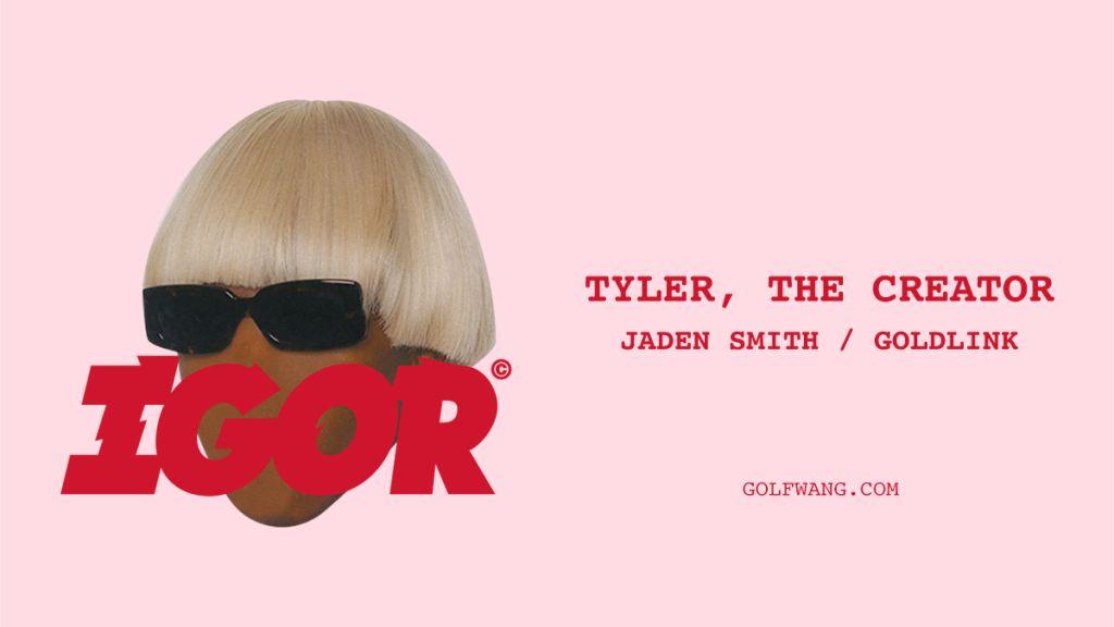 Tyler The Creator Tour