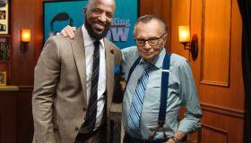 Rickey Smiley & Larry King