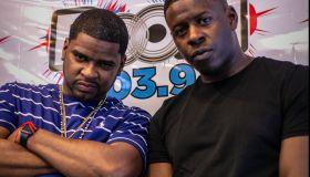 Black Youngsta x DJ Caesar