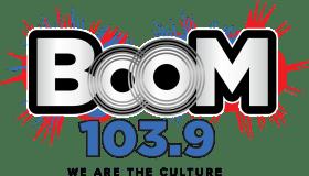 Boom 103.9 Logo 2019
