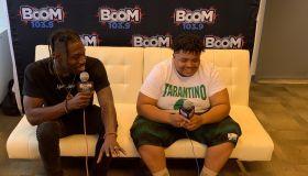 Boom 103.9 Interviews