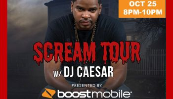 Scream Tour Presented by Boost Mobile