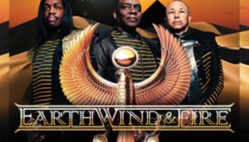 Earth Wind Fire flyer