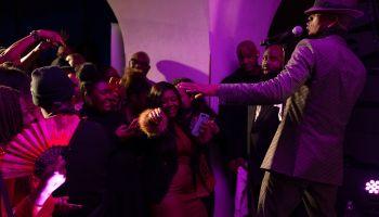 Ne-Yo Lincoln Party