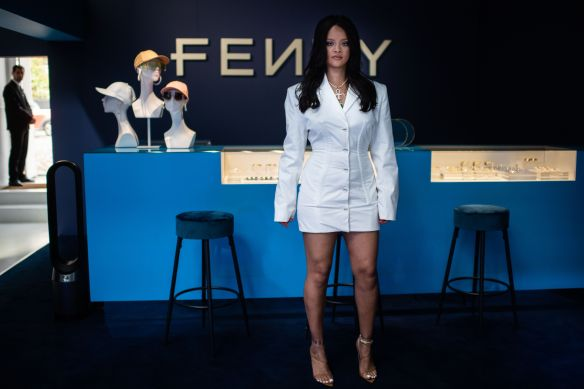 Rihanna Fenty Launch