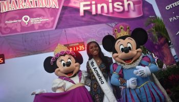 Nia Franklin Joins Disney Princess Half Marathon Weekend