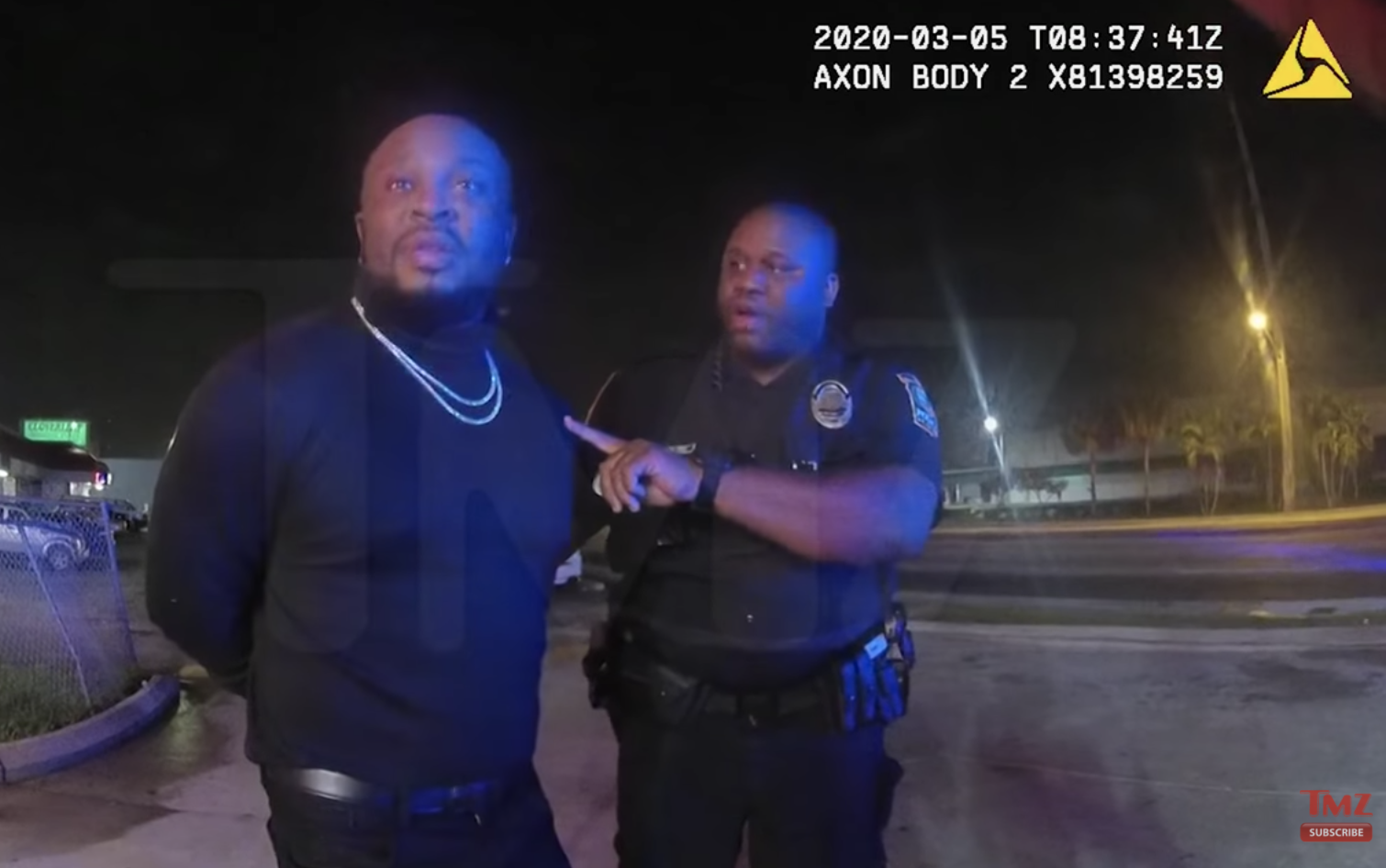 Pleasure P Arrest Video Shows He Pulled Do-You-Know-Who-I-Am Card