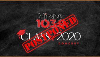 Class of 2020 Postponed