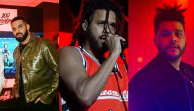 Drake,J.Cole & The Weeknd