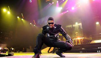 Usher In Concert - December 27, 2010