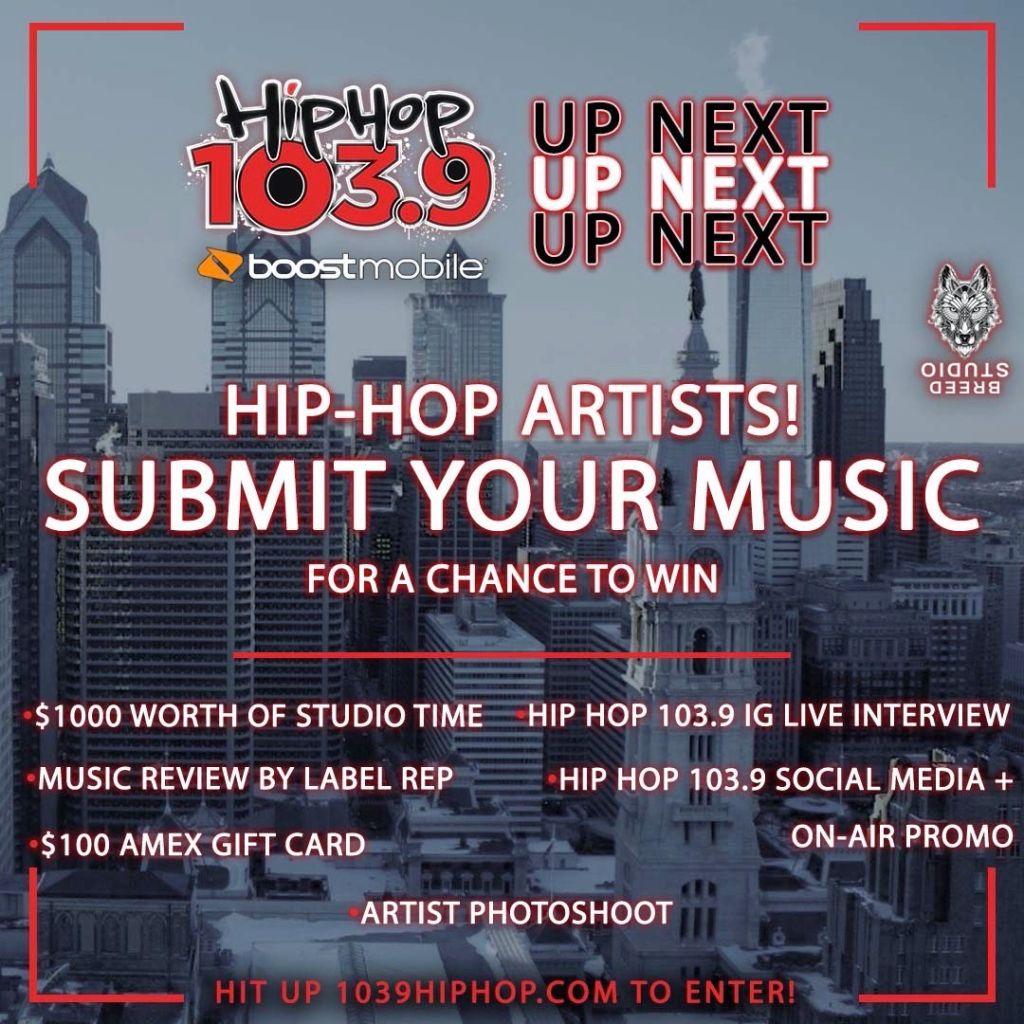 Hip-Hop 103.9 UpNext