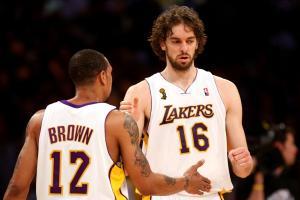 NBA Finals Game 2: Orlando Magic v Los Angeles Lakers