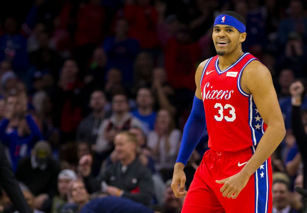 """Sixers Player Tobias Harris Answers Question In Press Conference With """"Arrest The Cops That Killed Breonna Taylor"""""""