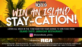 Win An Island Stay-Cation Hip-Hop 103.9