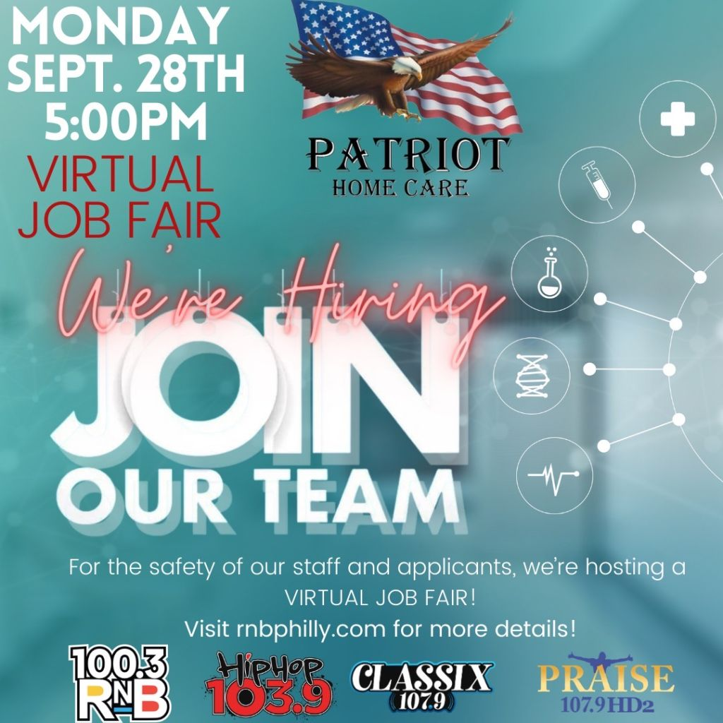 Patriot Home Care Job Fair Join