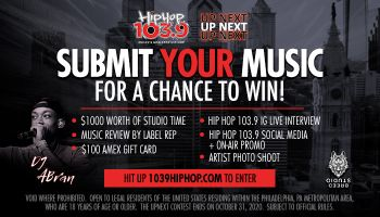 Hip-Hop 103.9 Upnext Round 3 Philly